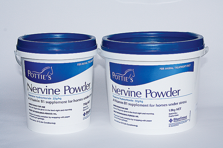 Potties Nervine Powder 1